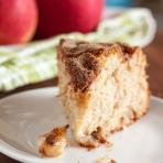 cinnamon apple cake