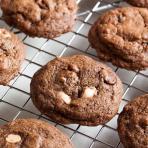 mocha mudslide cookies