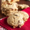 sour cherry white chocolate chunk cookies – cookie swap