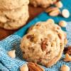 butterscotch sundae cookies
