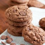 mocha latte cookies