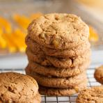 ginger citrus cookies – cookie swap